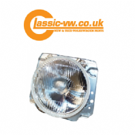 Mk2 Golf Headlight 192941753A (RHD) HELLA